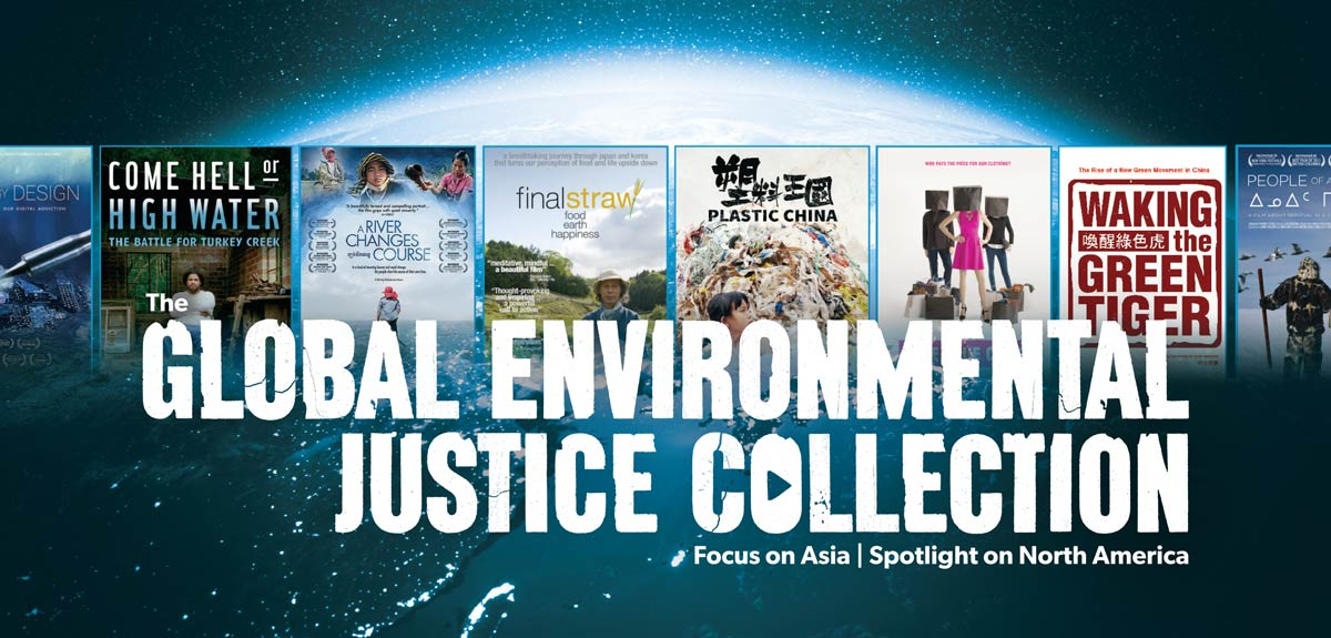 Image of the Global Environmental Justic Collection